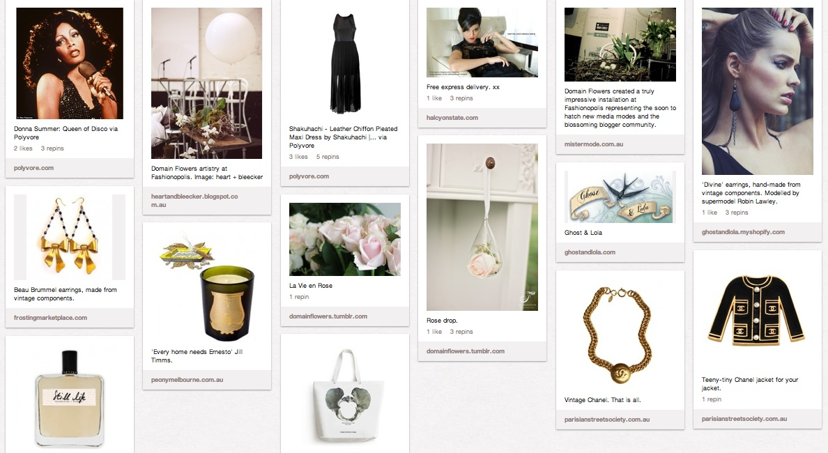 Pinterest Is The Purchase of The Future: Taking Pictures of The Product